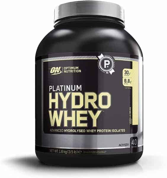 Nutrition Gold Standard 100% Isolate