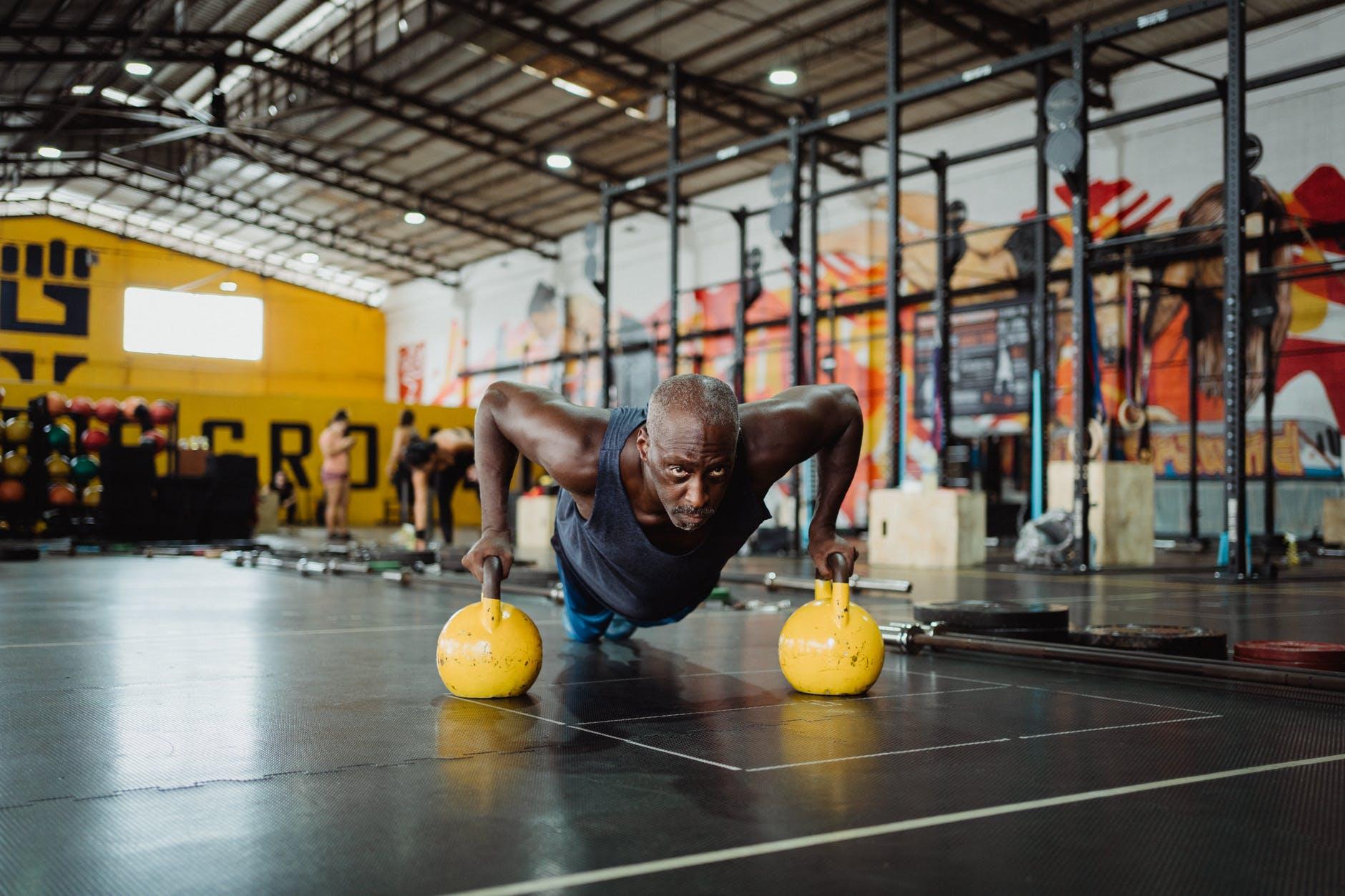 Gym for beginner